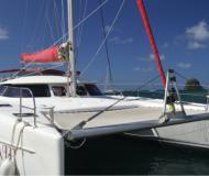 Catamaran Bahia 46 for charter in Lagoon Marina