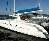 Cat Bahia 46 for charter in Cienfuegos
