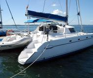 Cat Belize 43 for hire in Isla del Sol