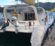 Cat Dean 44 available for charter in Road Town