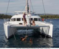Katamaran Lagoon 380 in Marina Lazaretta chartern