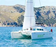 Cat Lagoon 380 available for charter in Puerto de Alcudia