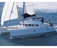 Katamaran Lagoon 380 chartern in Marine Betina