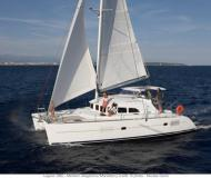 Katamaran Lagoon 380 Yachtcharter in ACI Marina Split
