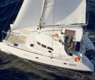 Cat Lagoon 380 for rent in Volos