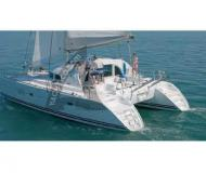 Cat Lagoon 380 S2 available for charter in Gouvia