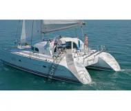Kat Lagoon 380 S2 Yachtcharter in Marina Lefkas