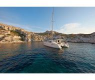 Catamaran Lagoon 400 for rent in Marigot