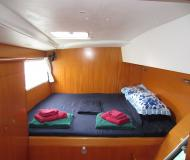 Cat Lagoon 410 for rent in Castries
