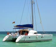 Katamaran Lagoon 410 Yachtcharter in Marina Cienfuegos
