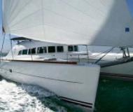 Catamaran Lagoon 410 S2 for hire in Carloforte