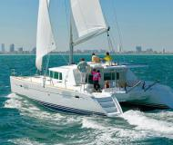 Cat Lagoon 440 for rent in Charlestown