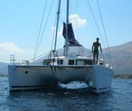 Kat Lagoon 440 Yachtcharter in Marina Villa Igiea