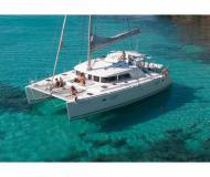Kat Lagoon 440 chartern in Marina Alimos Kalamaki