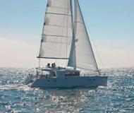 Kat Lagoon 450 Yachtcharter in Marina Abel Point
