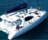 Kat Leopard 43 Yachtcharter in Road Harbour