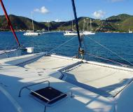 Catamaran Leopard 47 for charter in Road Town