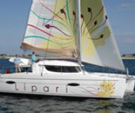 Catamaran Lipari 41 for hire in Marine Betina