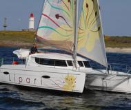 Kat Lipari 41 in Charlotte Amalie chartern