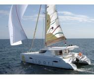 Cat Lipari 41 for charter in ACI Marina Trogir