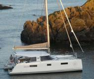 Catamaran Nautitech 40 for rent in Palma