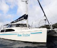Catamaran Seawind 1000 for rent in Abel Point Marina