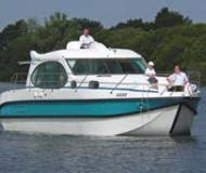 Estivale Quattro Houseboat for rent Bram (France)