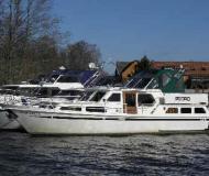 Pedro 36 Kruiser AK House Boat Charters Germany