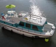 Hausboot vetus 1000 in Lagarde chartern