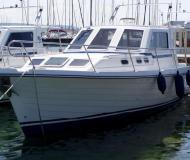 Yacht Adria 1002 Vektor Yachtcharter in Trget
