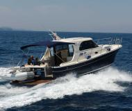 Motoryacht Adriana 36 chartern in Marina Dalmacija
