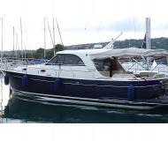 Motoryacht Adriana 44 Yachtcharter in Marina Kornati
