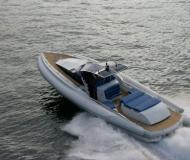 Albatro 45 Motorboot Charter Italien