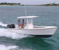 Albury Brothers 23 Motorboot Charter Bahamas