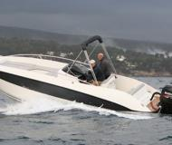 Motoryacht Aquarius Open for rent in Hyeres