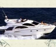 Motorboat Astondoa 43 for rent in Marina de Denia