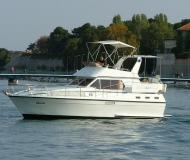 Motorboot Atlantic 37 Yachtcharter in Zadar