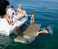 Motor yacht Bavaria Virtess 420 available for charter in Port de Palma