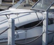 Bayliner 2455 CS Motorboot Charter Deutschland