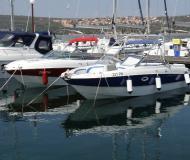 Motorboat Bayliner 249 DB for rent in Marina Punat