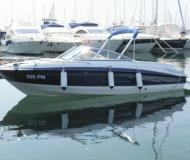 Motoryacht Bayliner 652 Cuddy available for charter in Marina Punat
