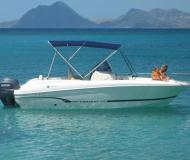 Motorboat Cap Camarat 635 for rent in Portimao
