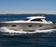 Motor yacht Cyrus 13.8 available for charter in Marina Zadar