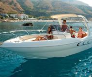 Flamme 22 Motorboot Charter Italien