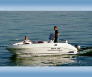 Motoryacht Galia 520 for rent in Harbour Hagnau