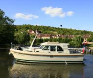 Motorboot Grand Sturdy 29.9 Sedan chartern in Capestang Marina
