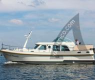 Motoryacht Grand Sturdy 34.9 AC for rent in Marina Buchholz