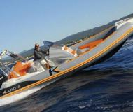 K6.9 Tatanka Motorboot Charter Frankreich