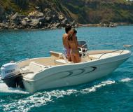 Yacht Monella 18 for rent in Lazise