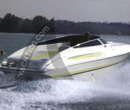 Performance 707 Motorboot Charter Italien